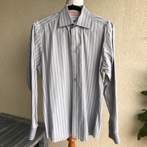 Thomas Pink Dress Shirt